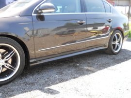 VW PASSAT B7 SIDE SKIRTS R-LINE