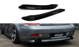 BMW 6 REAR SIDE SPLITTERS E63