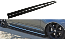 AUDI A6 C7 S-LINE SIDE SKIRTS DIFFUSERS