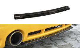VW GOLF IV R32 CENTRAL REAR SPLITTER