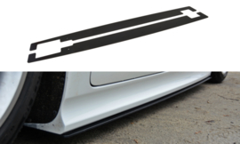 AUDI TT MK2 RS SIDE SKIRTS DIFFUSERS