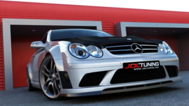 MERCEDES CLK W209 BLACK SERIES LOOK BODYKIT