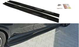 FIAT PUNTO EVO ABARTH SIDE SKIRTS DIFFUSERS