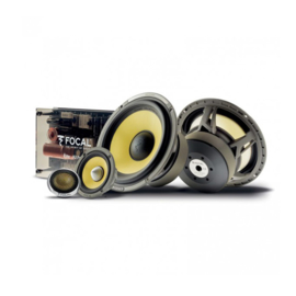 Focal ES165KX3 Speakerset Focal K2Power ES165KX3 Compo 3-Weg 16.5cm