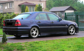MERCEDES W202 SIDE SKIRTS