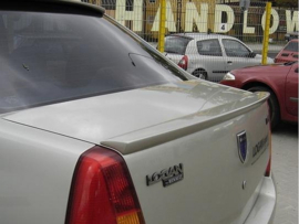 DACIA LOGAN PHASE 1 SALOON REAR SPOILER