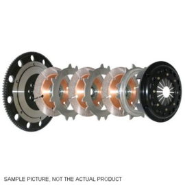 Subaru WRX 2.5L Push Comp. Clutch Stage 4 Upgrade to 250mm