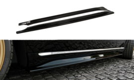 Jeep Grand Cherokee SIDE SKIRTS DIFFUSERS WK2 Summit (FACELIFT)