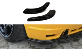 VW GOLF IV R32 REAR SIDE SPLITTERS