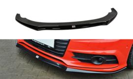 AUDI A7 S-LINE FRONT SPLITTER