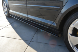 AUDI A3 SPORTBACK 8P / 8P FACELIFT SIDE SKIRTS DIFFUSERS