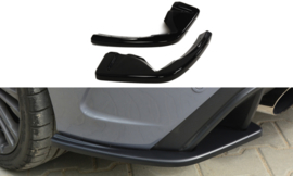 FORD FOCUS 3 RS REAR SIDE SPLITTERS