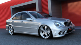 MERCEDES C W203 BODY KIT < AMG 204 LOOK>