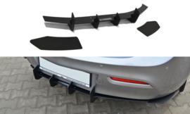 MAZDA 3 MK2 SPORT REAR DIFFUSER & REAR SIDE SPLITTERS