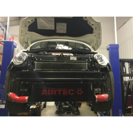 AIRTEC Fiat 500 Abarth 60mm core Intercooler upgrade (Automatic Gearbox)