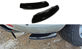 MAZDA CX-7 REAR SIDE SPLITTERS
