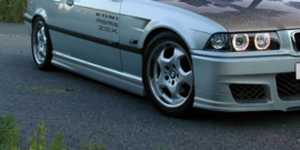 BMW 3 E36 SIDE SKIRTS MAFIA