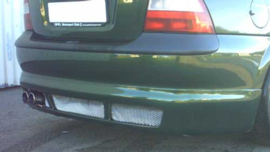 OPEL VECTRA B REAR BUMPER EXTENSION