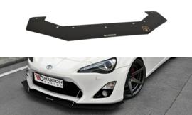 TOYOTA GT86 FRONT RACING SPLITTER RB-Design