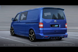 VW T5 REAR BUMPER
