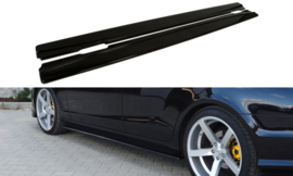 MERCEDES CLS C218 SIDE SKIRTS DIFFUSERS