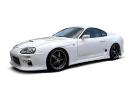 TOYOTA SUPRA FRONT WIDE ARCHES