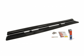 MAZDA 3 MK2 MPS SIDE SKIRTS DIFFUSERS