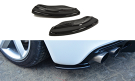 AUDI TT MK2 RS REAR SIDE SPLITTERS