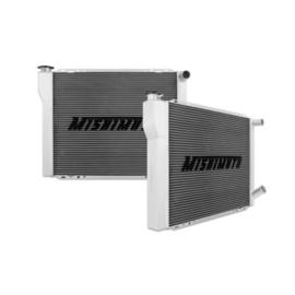"Mishimotorsports 26""x17""x3.5"" Dual Pass Race Radiator"
