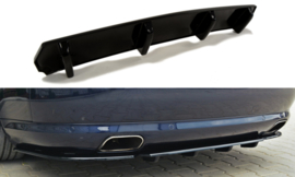 AUDI S8 D3 CENTRAL REAR SPLITTER