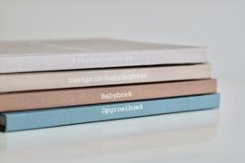 Invulboek - zelf samenstellen