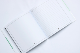 Kinderwens dagboek - hardcover