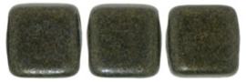 cmtl-011 Metallic Suede-Dark green