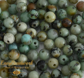 gb-004 African Turquoise 3mm