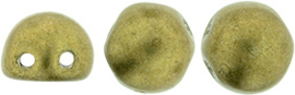 cm-2h040 ColorTrends:Saturated Metallic Golden Lime (14pc.)