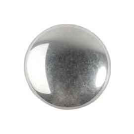 pcab-016 Silver 18mm cabochon 00030/27000