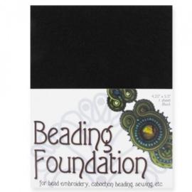bb-002 Beadbacking zwart klein