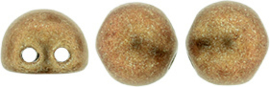 cm-2h031 ColorTrends;Saturated Metallic Warm Taupe (15pc.)