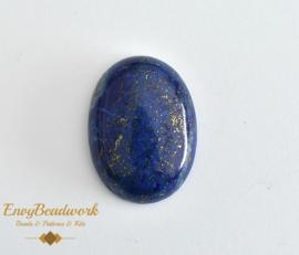 gem-007 Lapis Lazuli Ovaal 30x22mm