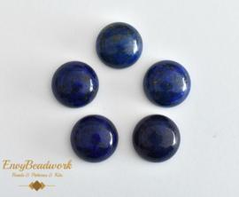 gem-009 Lapis Lazuli klein rond 12mm (5st.)