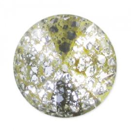 swriv-1424 Crystal Gold Patina