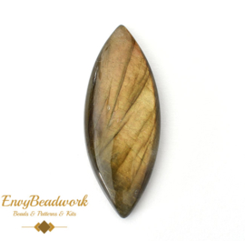 gem-019 Labradorite 35x14x5mm