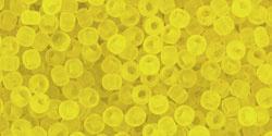 tr-11-12f Transparent-Frosted Lemon