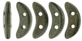 cm-cr010 Metallic Suede-Dk.Green