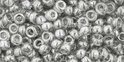 tr-08-112 Transparent Lustered Black Diamond