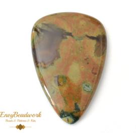 gem-013 Rhyolite  45x30x6