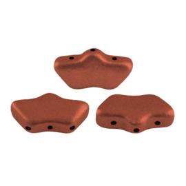 de-001 Bronze Red Mat Delos® 00030/01750