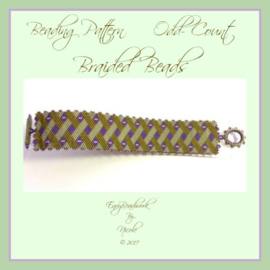 Braided Beads pa-046 (Engels)