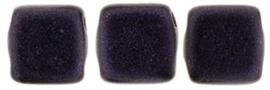 cmtl-005 Metallic Suede-Dark Purple
