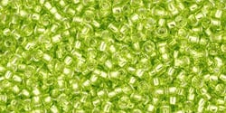 tr-15-24 Silver-Lined Lime Green